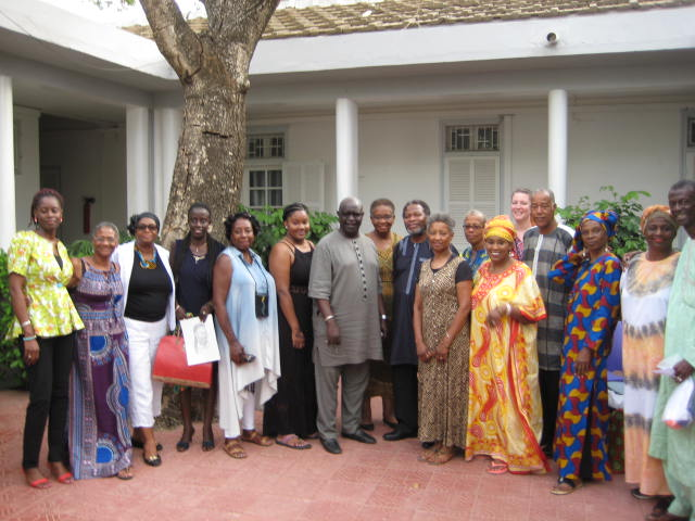 Fulbright-Hays GPA Fellows Senegal 2017